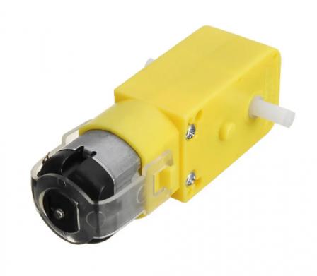 DC3 - 6V Dual Axix Reduce Rate TT Motor
