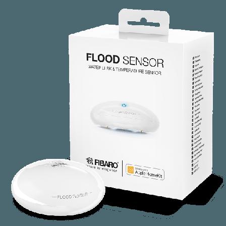 Fibaro Flood Sensor voor Apple Home Kit