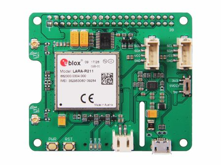 Seeed  LTE Cat 1 Pi HAT