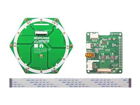 Seeed ReSpeaker 6-Mic Circular Array Kit for Raspberry Pi
