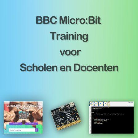 BBC Micro:Bit training voor Scholen