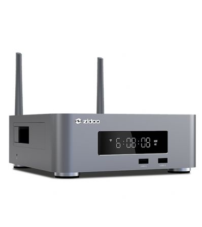 Zidoo Z10 Pro High-Performance 4K Media Player