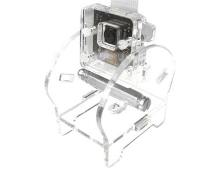 Adjustable camera mount & protector