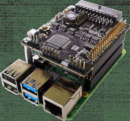 Carberry board (voor de auto) voor Raspberry Pi Nieuwe Model