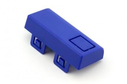 Cyntech USB Cover voor RPi B+ / 2 / 3 Behuizing - Blauw