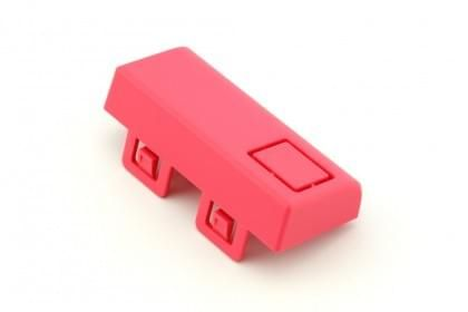 Cyntech USB Cover voor RPi B+ / 2 / 3 Behuizing - Roze