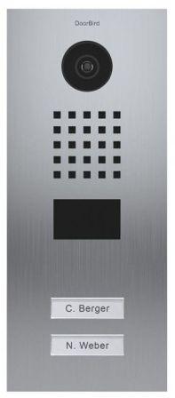 DoorBird IP Video Deur Station D2102V