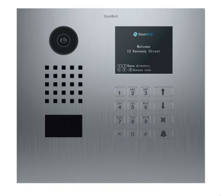 DoorBird IP Video Deur Station D21DKH