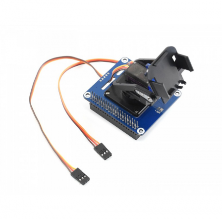 2-DOF Pan-Tilt HAT voor Raspberry Pi