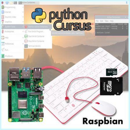 Raspberry Pi 4 Model B / 4GB Desktop Kit + Cadeau