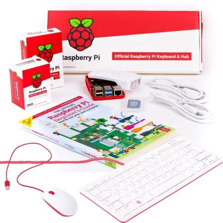 Officiële Raspberry Pi 4 Desktop Kit