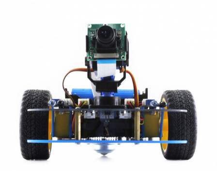 Waveshare Alphabot Robot Kit voor Raspberry Pi