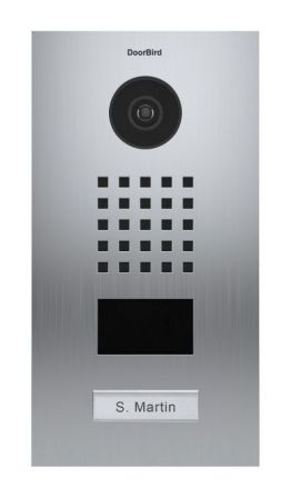 DoorBird IP Video Deur Station D2101V