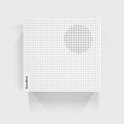 DoorBird IP Deurbel A1061W (White Edition)