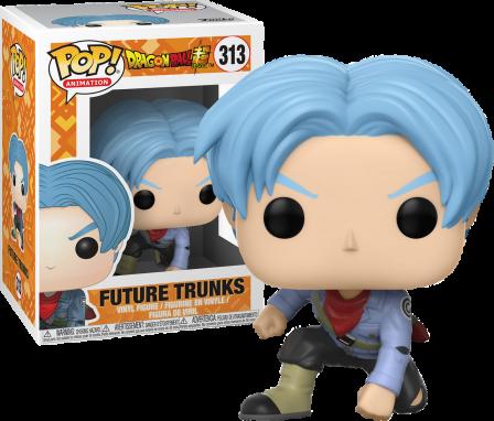 Funko Pop! Dragonball Super: Future Trunks #313