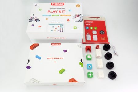 Tinkamo Play kit