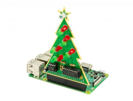 Christmas Tree Soldeer Kit