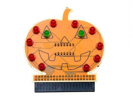 Halloween PumpkinPi Programmeerbare kit