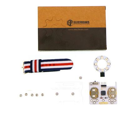 Elecfreaks Watch Kit voor Micro:bit