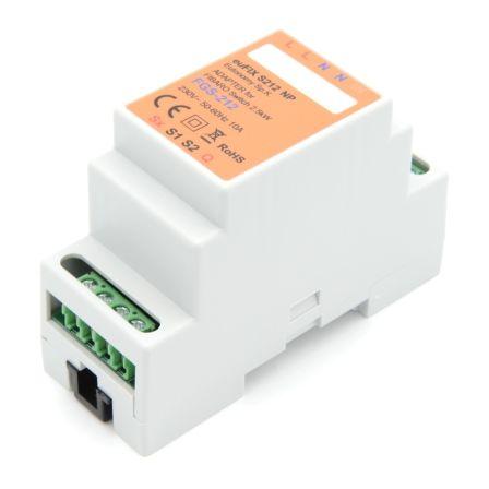 Eutonomy DIN Adapter FGS-212 zonder knoppen