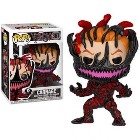 Funko Pop! Venom: Carnage (Cletus Kasady) #367