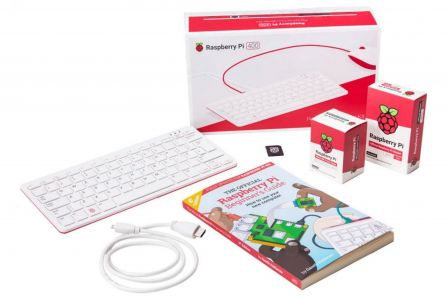 Raspberry Pi 400 KIT - Alles in een PC