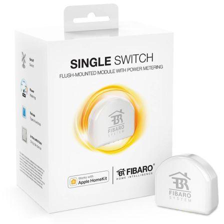 Fibaro Single Switch voor Apple Home Kit