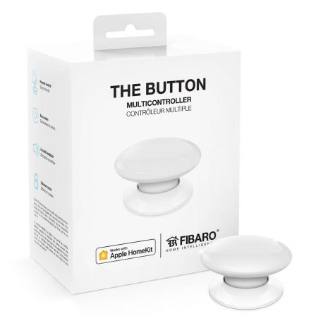 Fibaro The Button Voor Apple Home Kit Wit