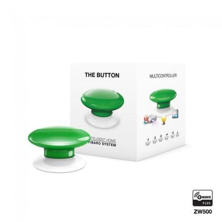 Fibaro The Button Kleur Groen