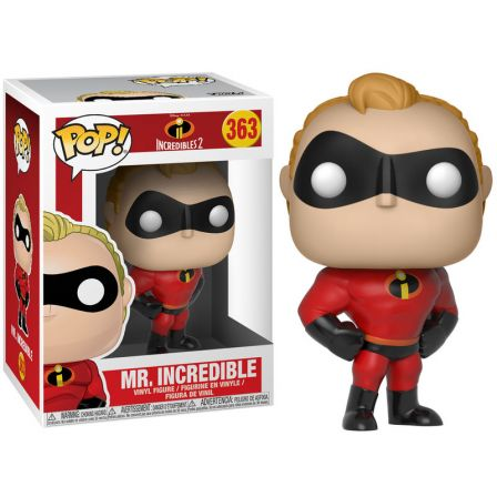 Funko Pop! Incredibles 2: Mr Incredible #363