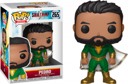Funko Pop! Shazam: Pedro #265
