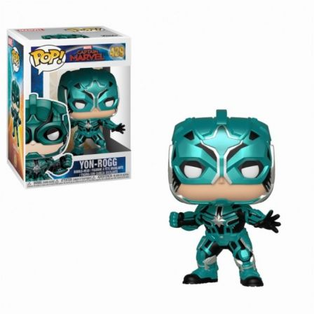 Funko Pop! Captain Marvel: Yon-Rogg #429
