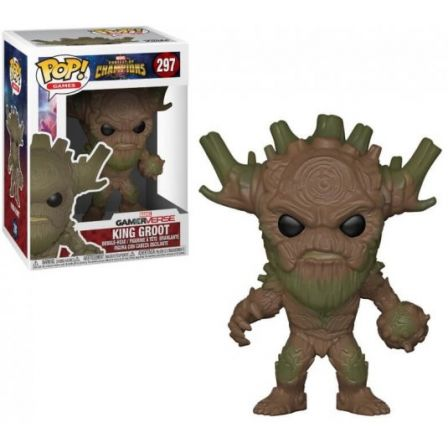 Funko Pop! Marvel Contest of Champions King Groot #297