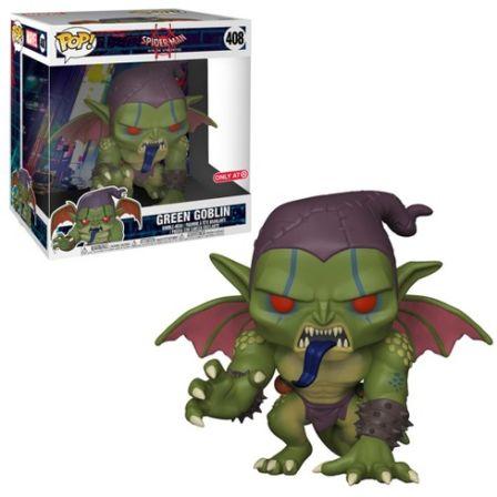 Funko Pop! Spiderman Into the Spiderverse: Green Goblin #408