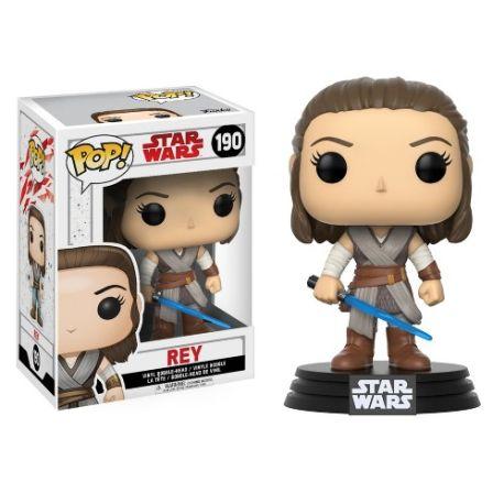 Funko Pop! Star Wars Last Jedi: Rey