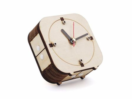 Back in Time - Make Your Wooden Clock