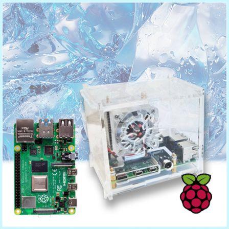 Ultieme Koelings Kit met Raspberry Pi 4