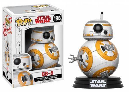 Funko Pop! Star Wars Last Jedi: BB-8 #196