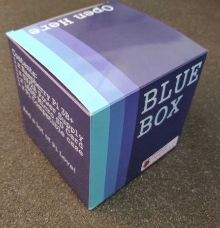 The Blue Box Kit