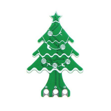 ElecFreaks Kerstboom Regenboog LED voor BBC Micro:Bit