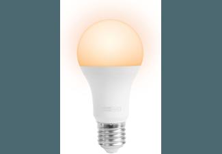 Klik aan Klik uit ALED-2009 Draadloos & Dimbaar E27 LED Lamp  - Warm Flame