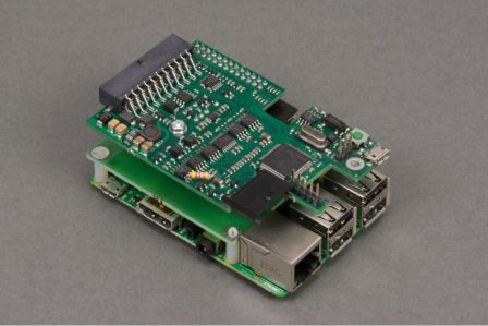 Carberry board (voor de auto) voor Raspberry Pi Oude Model