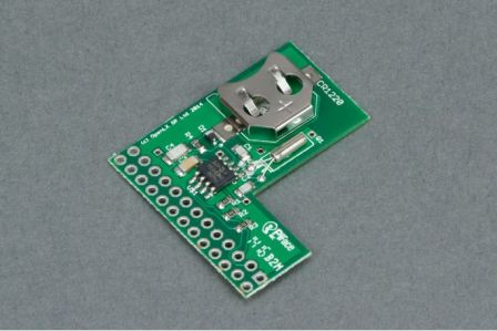 Shim RTC - Realtime Clock voor Raspberry Pi