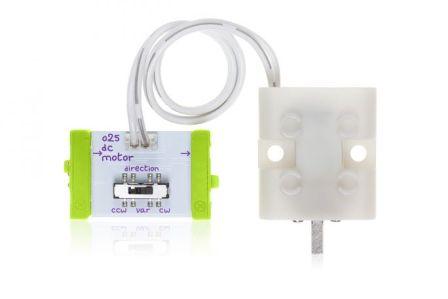 LittleBits Tethered DC motor o25