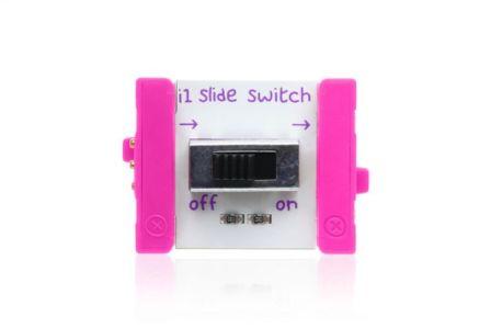 LittleBits slide switch i1