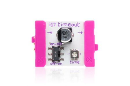 LittleBits timeout i17