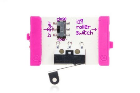 LittleBits Roller Switch i19
