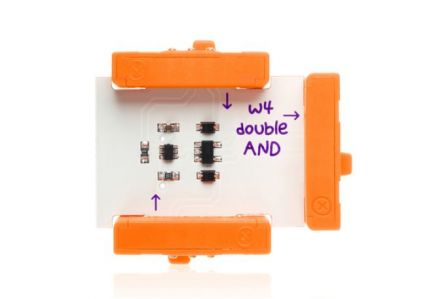 LittleBits Double AND w4