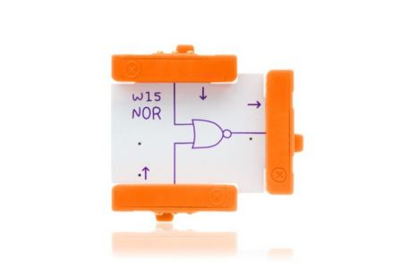 LittleBits NOR w15