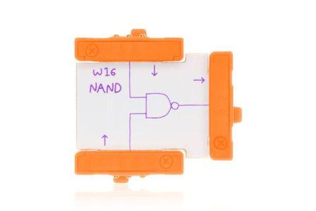 LittleBits NAND w16